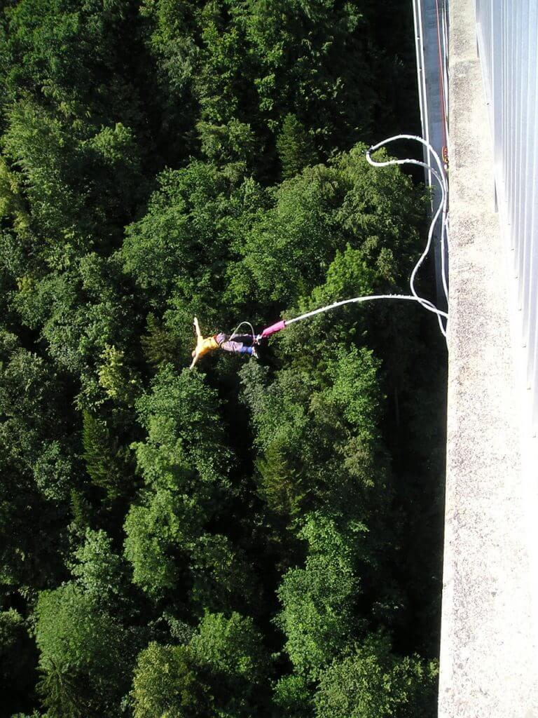 saut élastique