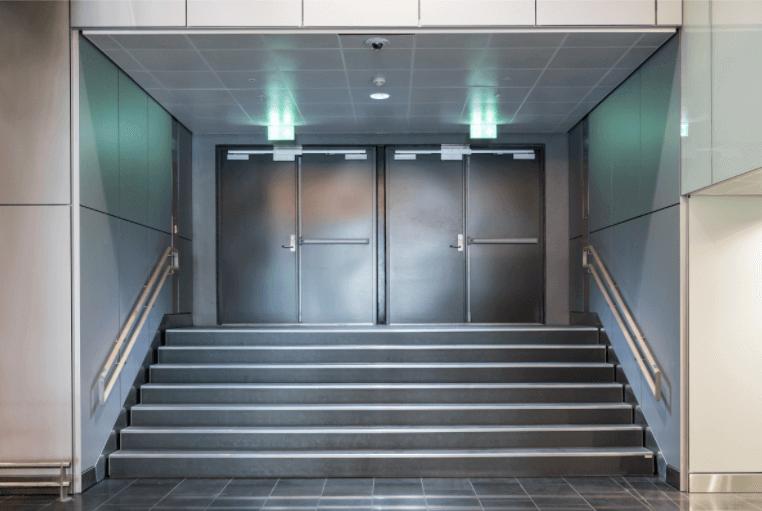 fermeture électromagnétique - portes