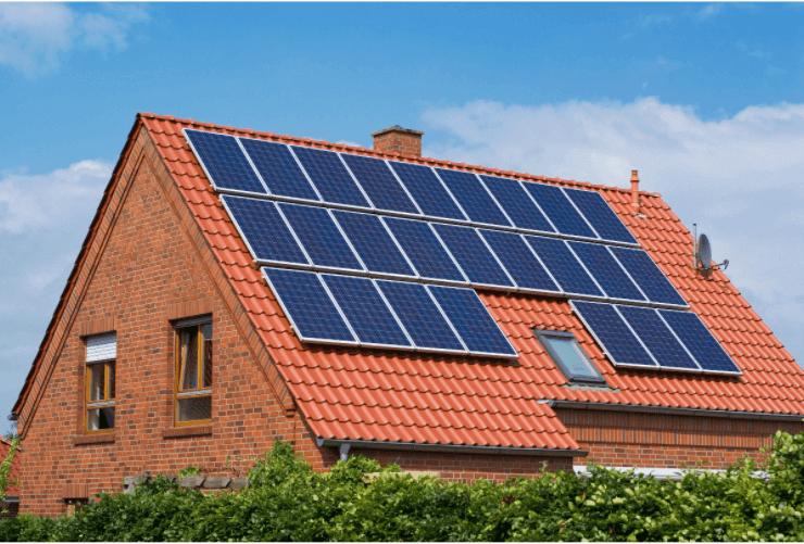 fonctionnement panneau solaire thermique