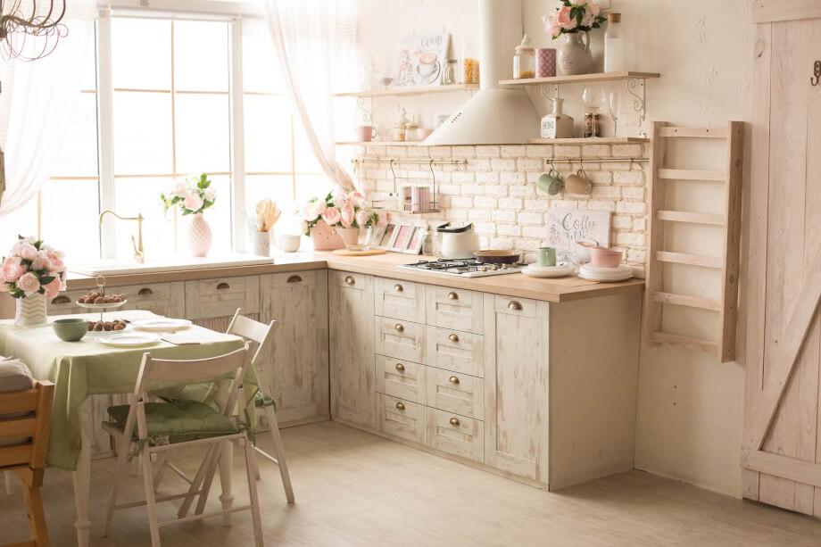 Cuisine style campagne : Transformer votre cuisine avec une décoration unique
