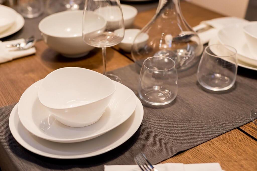 set de table comptoir de famille