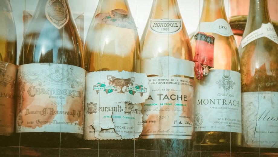 Qu'est-ce qu'un millésime vin ?