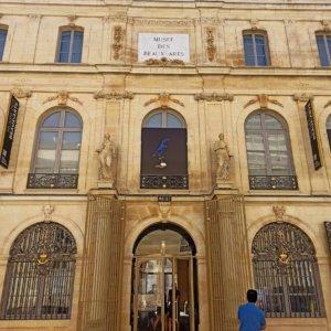 hotel dijon - musée des beaux arts