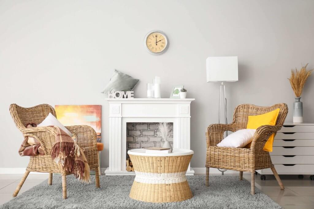 mobilier campagne chic