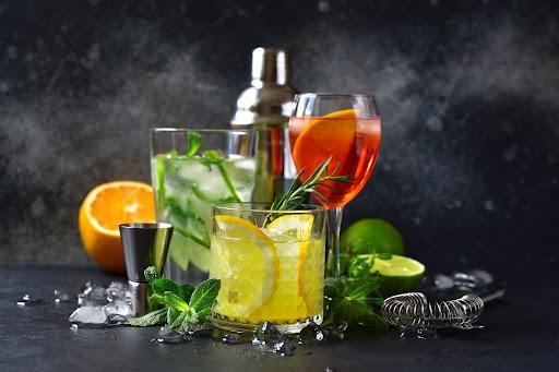 boissons spiritueuses