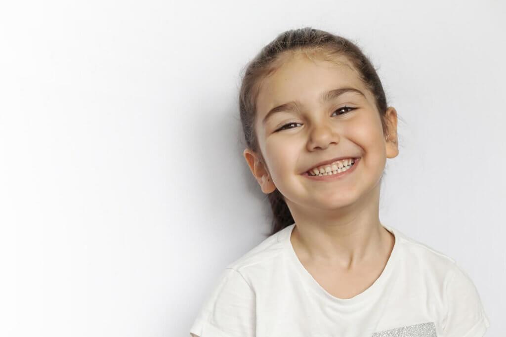 sophrologie et enfant - enfant souriant